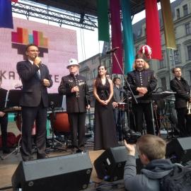 150 muzyków górniczych orkiestr dętych na 150-lecie Katowic foto_21