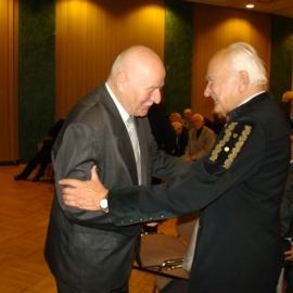 90 lecie urodzin prof. Andrzeja Lisowskiego