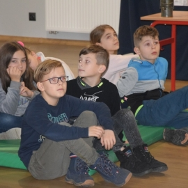Barbórka w Społecznej Szkole Podstawowej w Krotoszynie