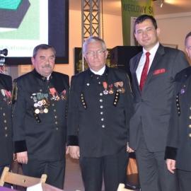 Biesiada piwna KHW i Katowicki Węgiel 22.11.2013 r.