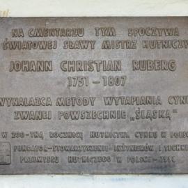 Cmentarz ewangelicki w Hołdunowie