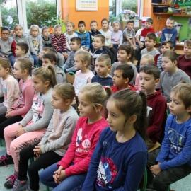 Dzień Górnika w Szkole Podstawowej w Czerninie