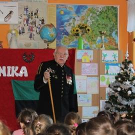 Dzień Górnika w Szkole Podstawowej w Czerninie foto_5