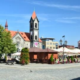 Górnicze Miasto Tarnowskie Góry
