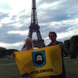 Górnik i fryzjerka płyną do Paryża foto_79