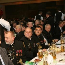 Gwarkowie na Karczmie Piwnej KWK Wujek 14.12.2012r.