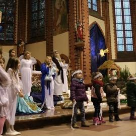 Jasełka w kościele Piotra i Pawła foto_1