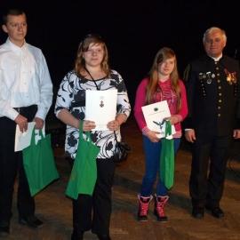 Jubileusz 15-lecia działalności Fundacji Rodzin Górniczych 12.2012