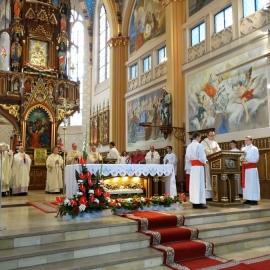 Kościół w Bogucicach Bazyliką Mniejszą foto_10