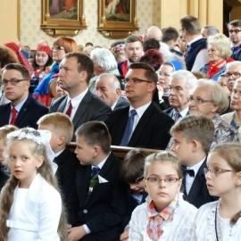 Kościół w Bogucicach Bazyliką Mniejszą foto_1