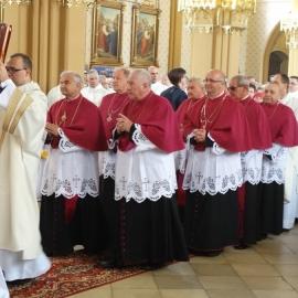 Kościół w Bogucicach Bazyliką Mniejszą
