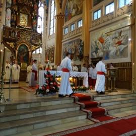 Kościół w Bogucicach Bazyliką Mniejszą foto_9