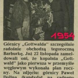 Kopalnia Gottwald/Eminencja foto_14