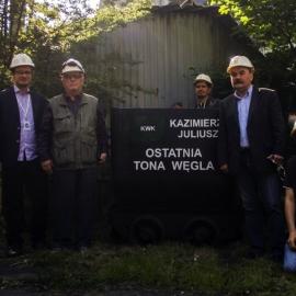 Kopalnia Kazimierz  Juliusz sp. z o. o w Likwidacji w Sosnowcu 2. 06. 2015r. foto_11