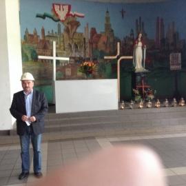 Kopalnia Kazimierz  Juliusz sp. z o. o w Likwidacji w Sosnowcu 2. 06. 2015r. foto_2