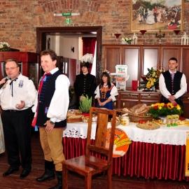 Śląska impreza w Cafe Milano 11.05.2012