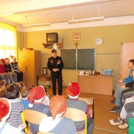 Mikołaj w przedszkolu foto_1