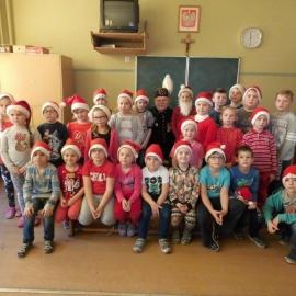 Mikołaj w przedszkolu foto_7
