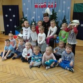 Mikołaj w przedszkolu w Pleszewie foto_3