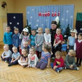 Mikołaj w przedszkolu w Pleszewie foto_4