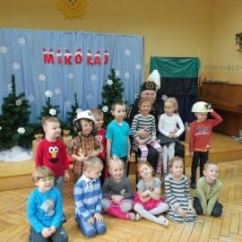 Mikołaj w przedszkolu w Pleszewie foto_5