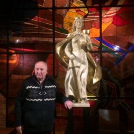 Msza Barbórkowa wraz poświęceniem tablicy