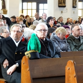 Msza św. z okazji  Barbórki
