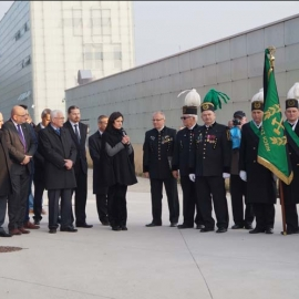 Odsłonięcie tablicy pamiątkowej KWK Katowice 30.10.2014 r. foto_12