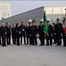 Odsłonięcie tablicy pamiątkowej KWK Katowice 30.10.2014 r. foto_13