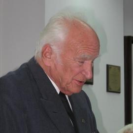 Otwarcie Izby Pamięci prof. B.Krupińskiego 01.10.2012r.