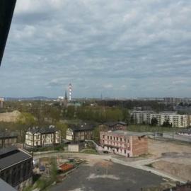 Panorama z szybu
