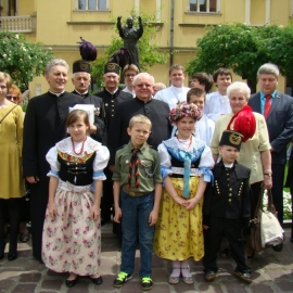 Pielgrzymka 9 maja 2013r. - Kraków