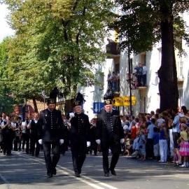 Pochód Gwarków 11.09.2011r.