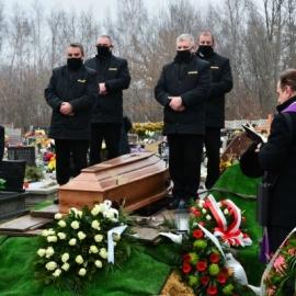 Pożegnanie Erwina Sówki