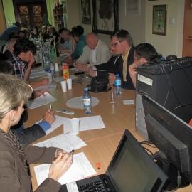 Posiedzenie Komitetu Ochrony Zabytków w dniu 5.06.2014r.
