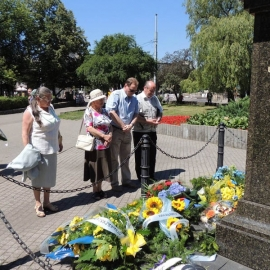 rocznica śmierci hr. Friedricha Wilhelma Reden - 03.07.2015 r.
