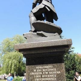 Rocznica śmierci hr. Friedricha Wilhelma Reden - 03.07.2015 r. foto_18
