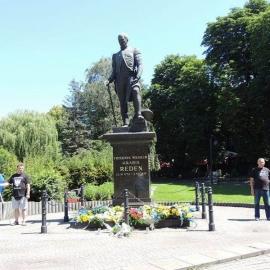 Rocznica śmierci hr. Friedricha Wilhelma Reden - 03.07.2015 r. foto_1