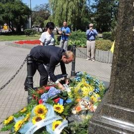 Rocznica śmierci hr. Friedricha Wilhelma Reden - 03.07.2015 r. foto_2