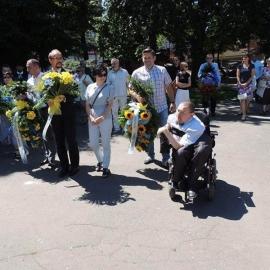 Rocznica śmierci hr. Friedricha Wilhelma Reden - 03.07.2015 r. foto_4
