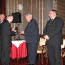 Rozdanie nagród im. W. Korfantego 2012