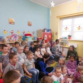 Spotkania w Przedszkolu nr 6 w Krotoszynie w dniu 5.12.br