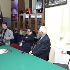 Spotkanie autorskie z autorem albumu kopalnie i huty Katowic