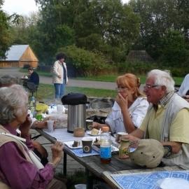 Spotkanie Barbar Śląskich w Skansenie foto_3