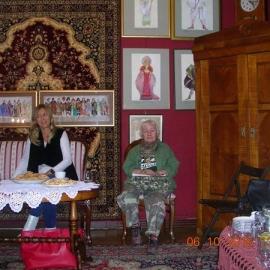 Spotkanie Barbar w Muzeum w dniu 16.10.br