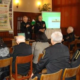Spotkanie Barbórkowe  Bractwa Gwarków w dniu 14.11.2013 r.