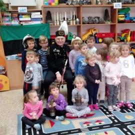 Spotkanie Barbórkowe Przedszkole w Grodzisku foto_12