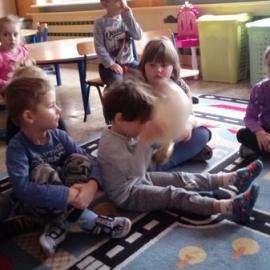 Spotkanie Barbórkowe Przedszkole w Grodzisku foto_1