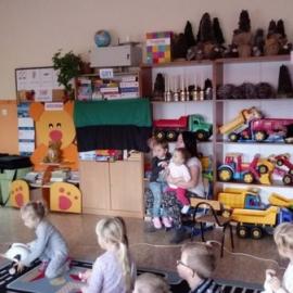 Spotkanie Barbórkowe Przedszkole w Grodzisku foto_4