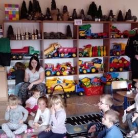 Spotkanie Barbórkowe Przedszkole w Grodzisku foto_5